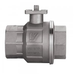 Screwed 2 Way Ball Valve