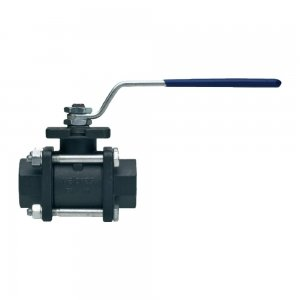 Weld 2 Way Ball Valve