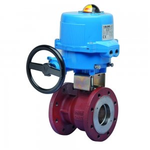 2 Way Electrically Actuated Valves