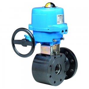 3 Way Electrically Actuated Valves