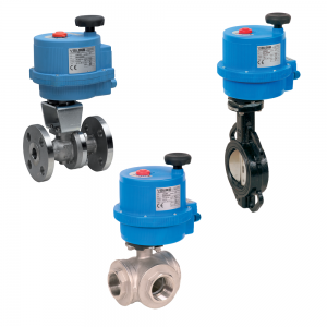 Series 85 Techno-Polymer Electrically Actuated Valves