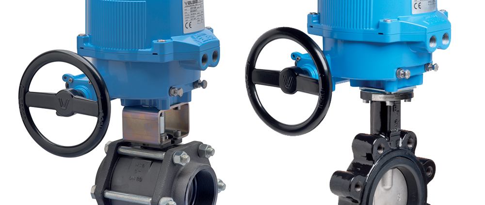 Series 86 Electrically Actuated Valve